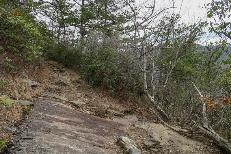 Pilot Rock Trail @ Pilot Rock -- 3,960'