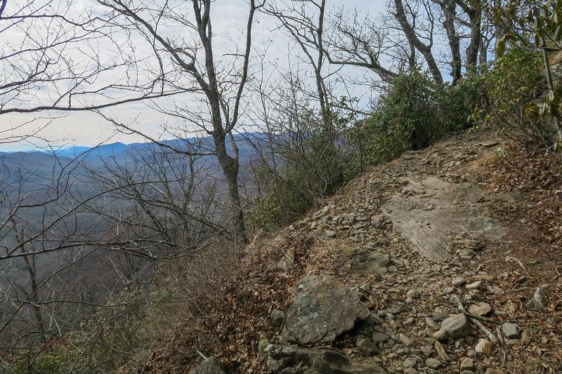 Pilot Rock Trail -- 4,350'