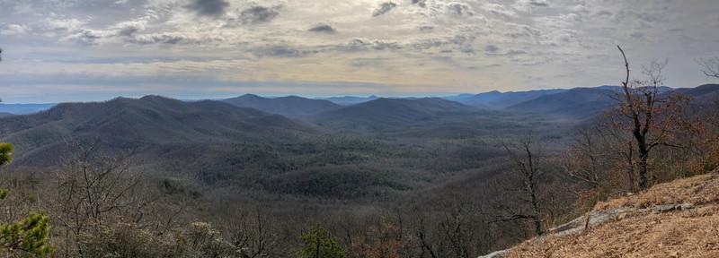 Pilot Rock Trail -- 4,320'