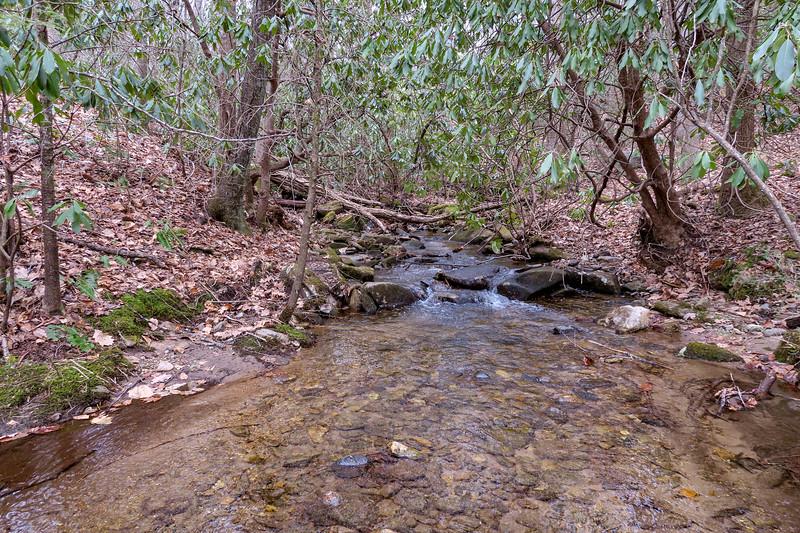 Bradley Creek -- 3,350'