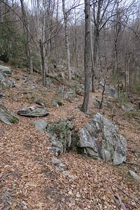 Pilot Rock Trail -- 3,750'