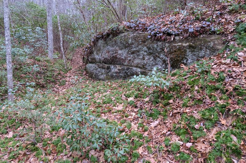 Poundingmill Trail -- 2,920'