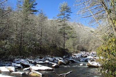 Hosepasture River -- 2,510'