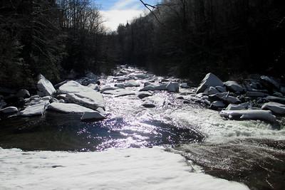 Horsepasture River -- 2,540'