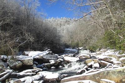 Hidden Falls -- 2,540'