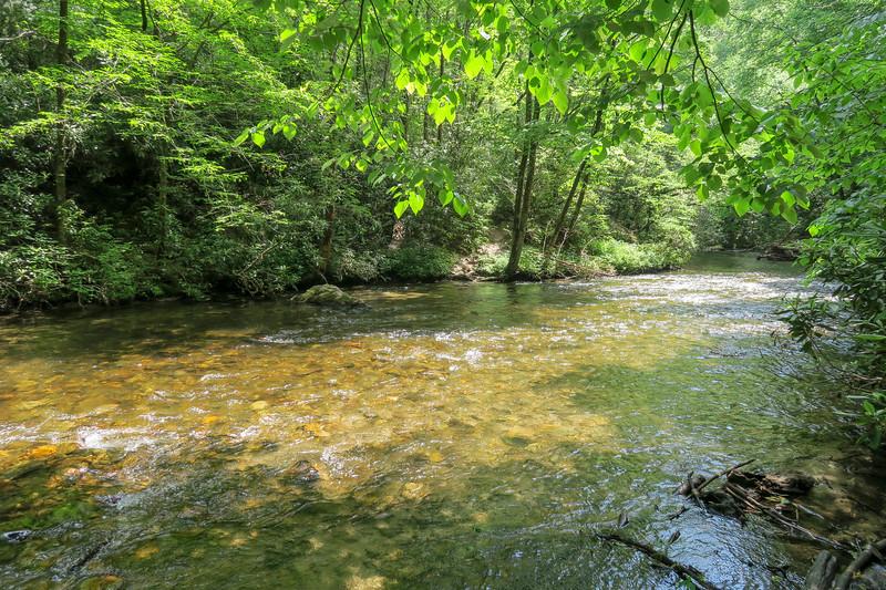 Riverside Trail (South Mills Crossing #1) -- 2,290'