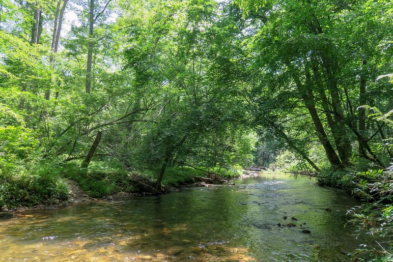 Riverside Trail (Bradley Creek Crossing #4) -- 2,270'