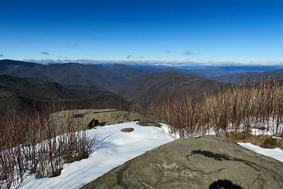 Sam Knob (North Summit) -- 6,050'