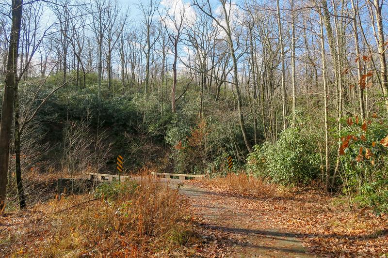 Seniard Ridge Trail/F.R. 5043 -- 3,180'