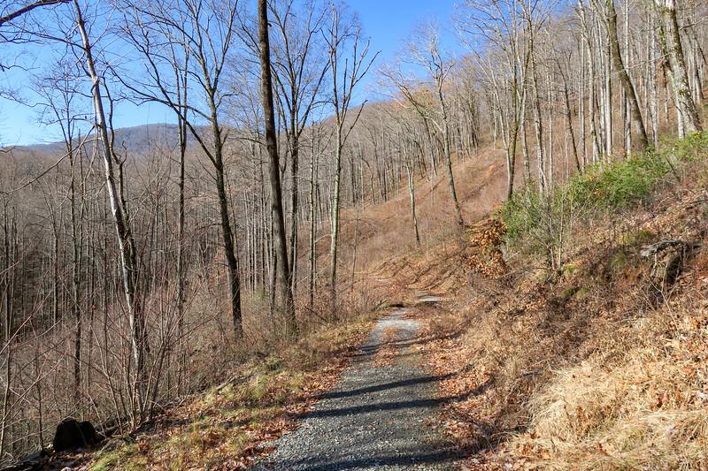 Seniard Ridge Trail/F.R. 5043 -- 3,280'