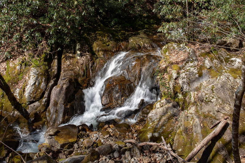 Shining Creek -- 4,020'