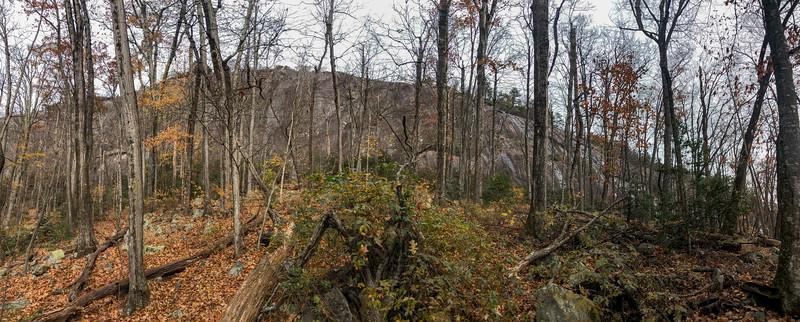 Slick Rock Falls Trail -- 3,210'