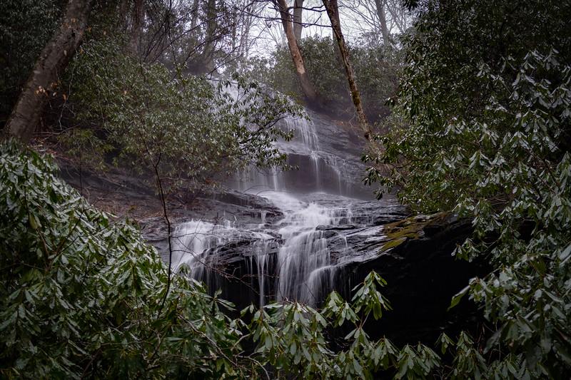Twin Falls (Henry Branch) -- 2,900'