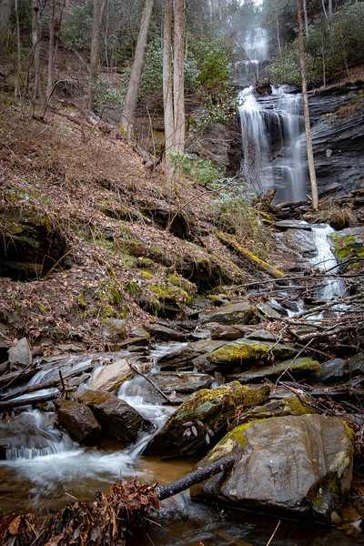 Twin Falls (Unnamed Tributary) -- 2,830'