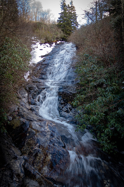 Wildcat Falls -- 5,080'