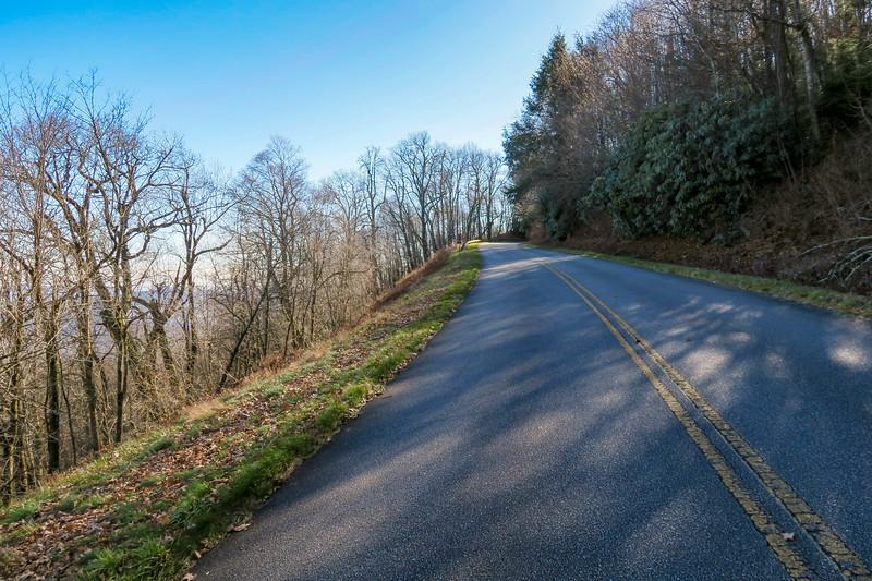 Blue Ridge Parkway -- 4,350'