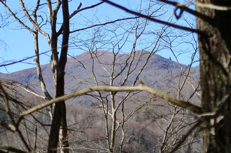 Mountains-to-Sea Trail -- 4,440'