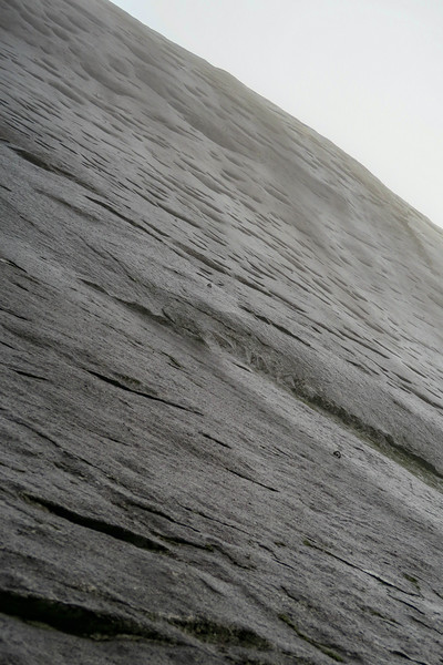 Looking Glass Rock - 'The Nose' -- 3,500'