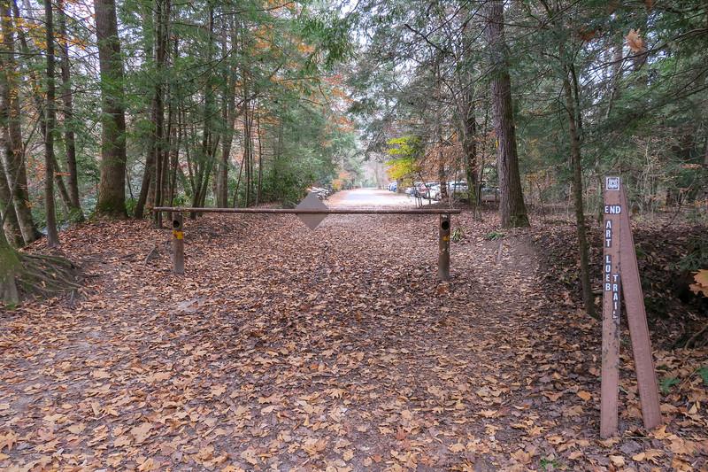 Art Loeb Trail -- 2,150'
