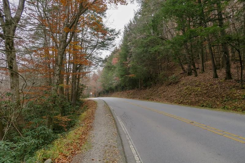 U.S. Highway 276 -- 2,160'