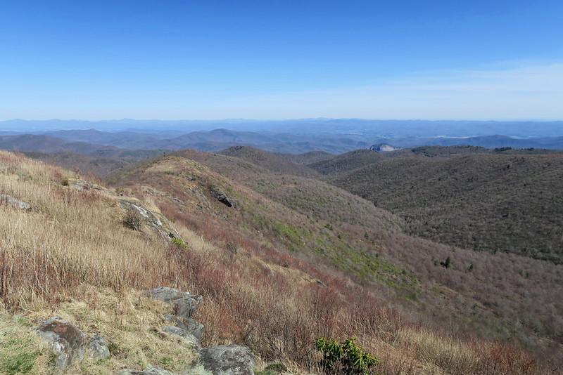Tennent Mountain - 6,040'