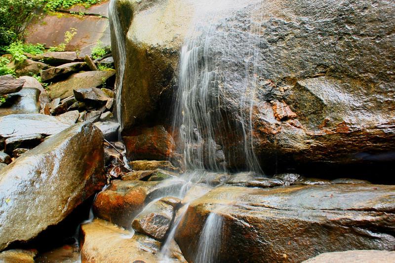 Toms Spring (Daniel Ridge) Falls