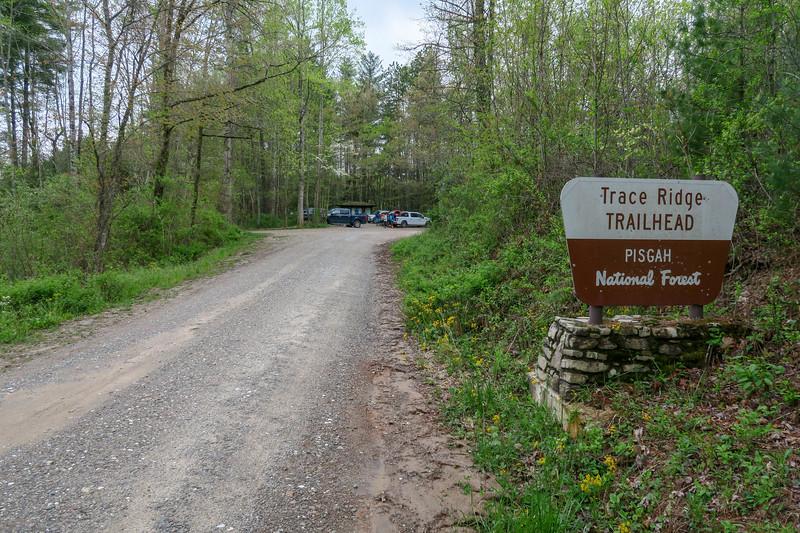 Trace Ridge Trailhead