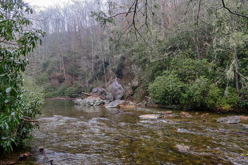 South Fork Mills River