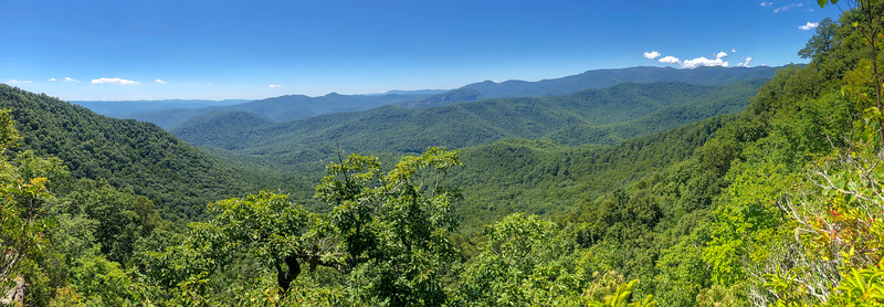 Clawhammer Overlook -- 3,960'