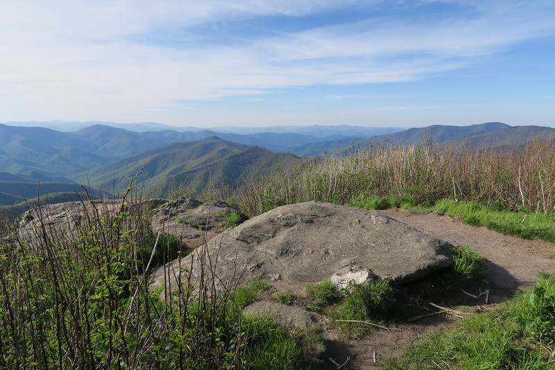 Sam Knob - North Summit - 6,050'