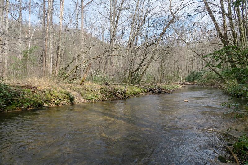 Bradley Creek -- 2,290'