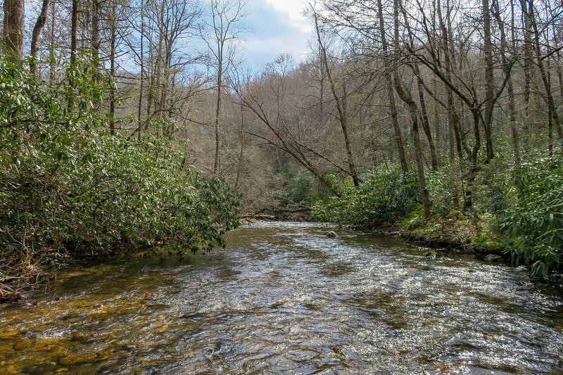 Bradley Creek -- 2,340'