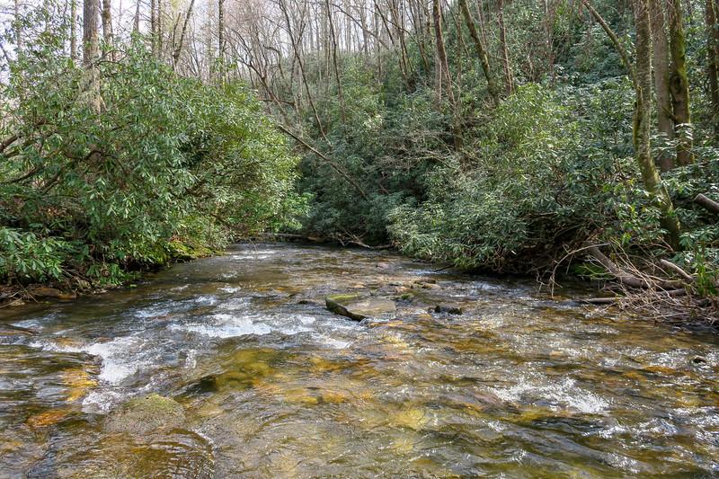 Bradley Creek -- 2,300'