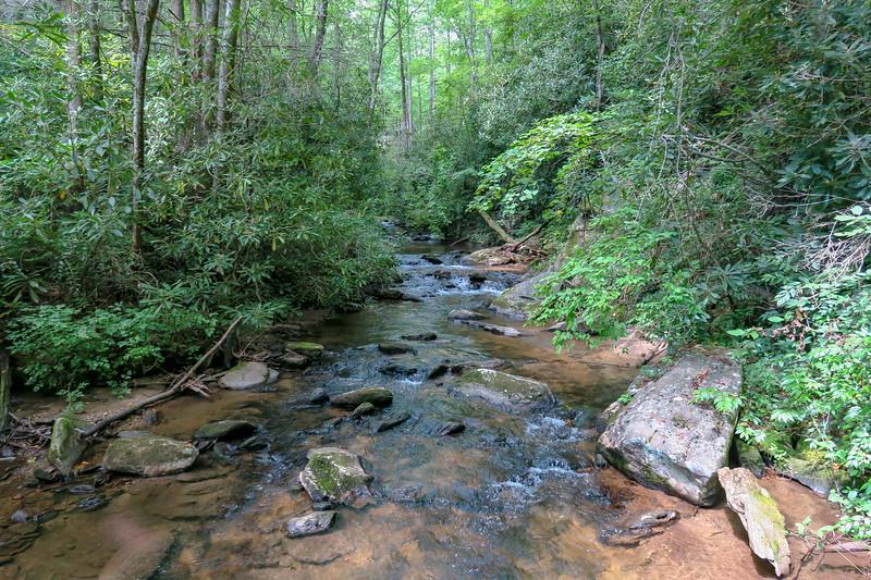 Fletcher Creek -- 2,440'