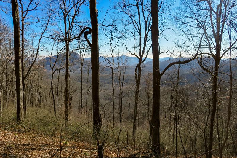 Case Camp Ridge Trail -- 3,640'
