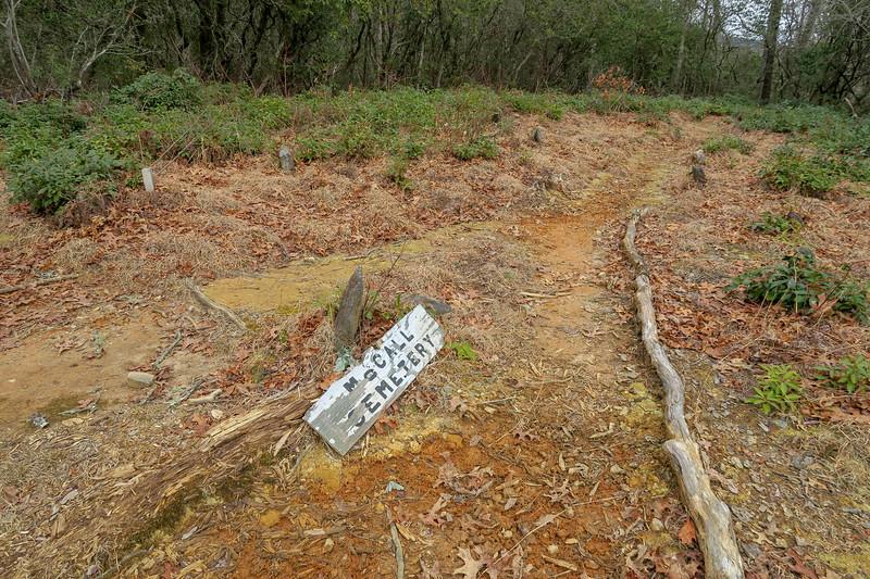 McCall Cemetery -- 2,980'