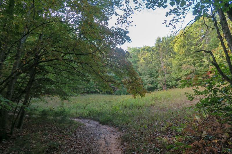 Deerfield Loop Trail -- 2,330'