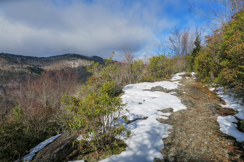 Fork Ridge View - 5,280'