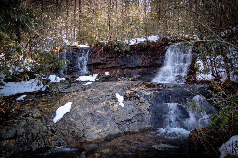 Flat Laurel Creek Trail - 5,030'