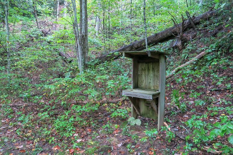 Haywood Gap Trail -- 3,630'