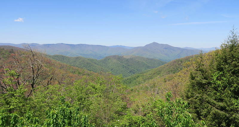 Mount Pisgah Trailhead -- 4,950'