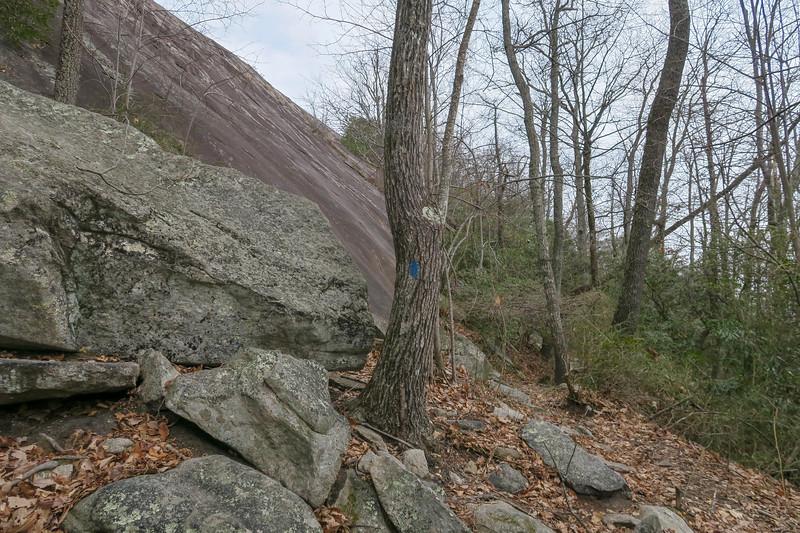 Pilot Rock Extension Trail -- 3,680'