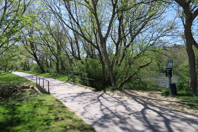 Lagoon-Farm Trail Junction