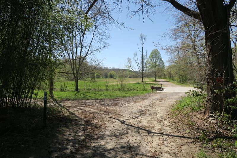 Lagoon-Deer Park Trail Junction