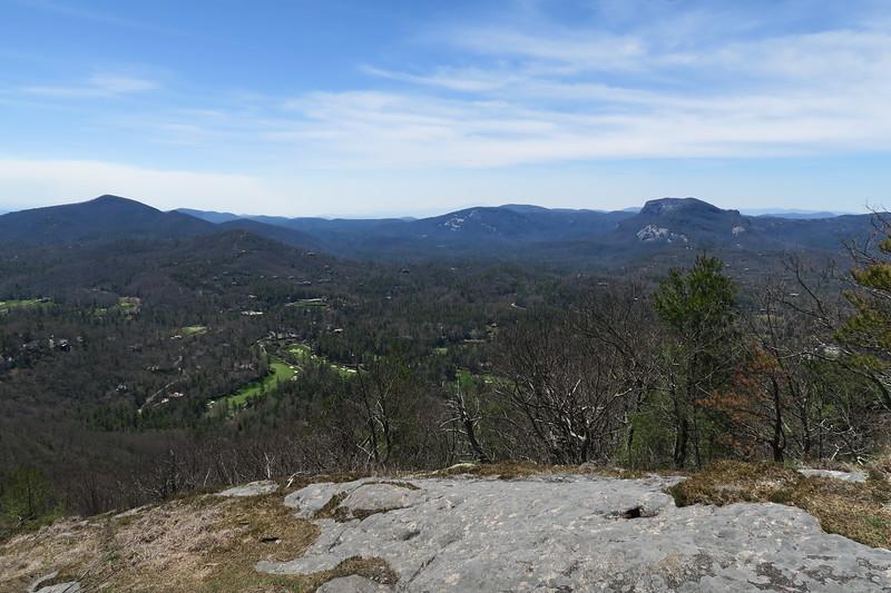 Chimneytop Trail -- 4,600'
