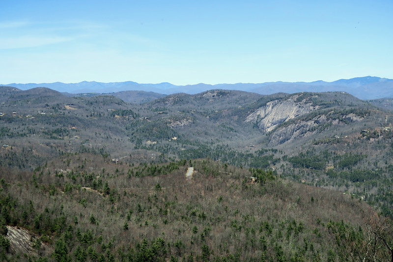 Chimneytop Mountain -- 4,618'