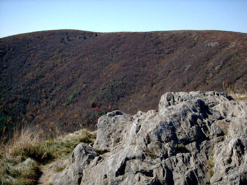 Tennent Mountain Summit - 6,040'