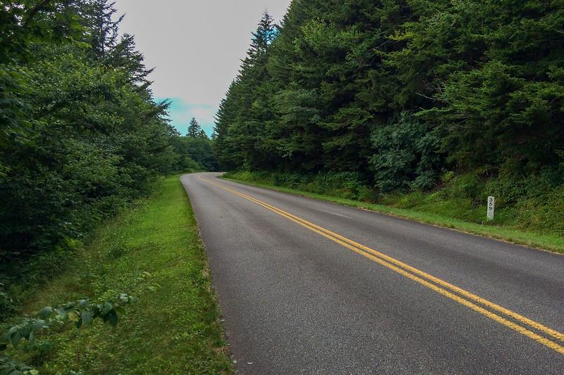 Blue Ridge Parkway - 5,550'