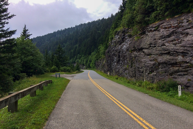 Blue Ridge Parkway - 5,600'