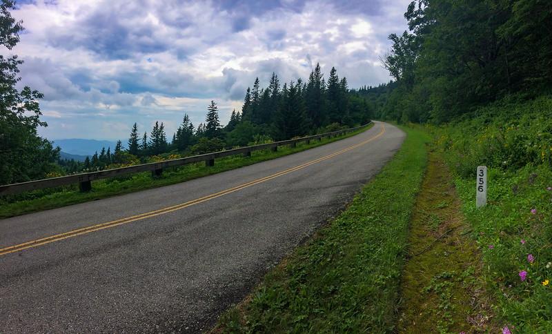 Blue Ridge Parkway - 5,320'